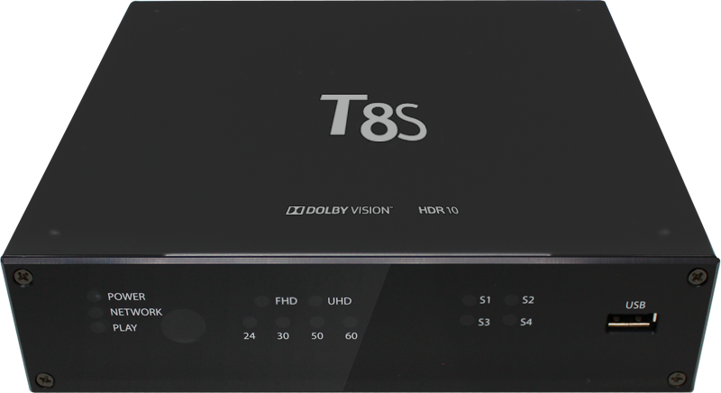 T8S Dolby Vision